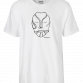Men's t-shirt, white